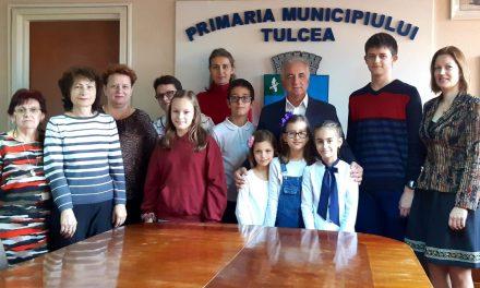 """Şapte medalii pentru Tulcea la competiţia internaţională de şah """"Cupa Satori Art Slobozia"""""""