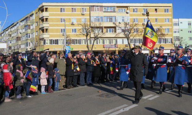 Ziua Naţională a României, sărbătorită la Tulcea