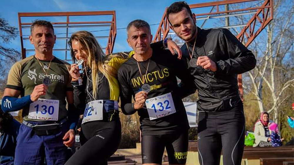 """Clasări pe podium cu recorduri personale pentru """"spartani"""" la Semimaratonul """"Pe Argeş în Jos"""""""