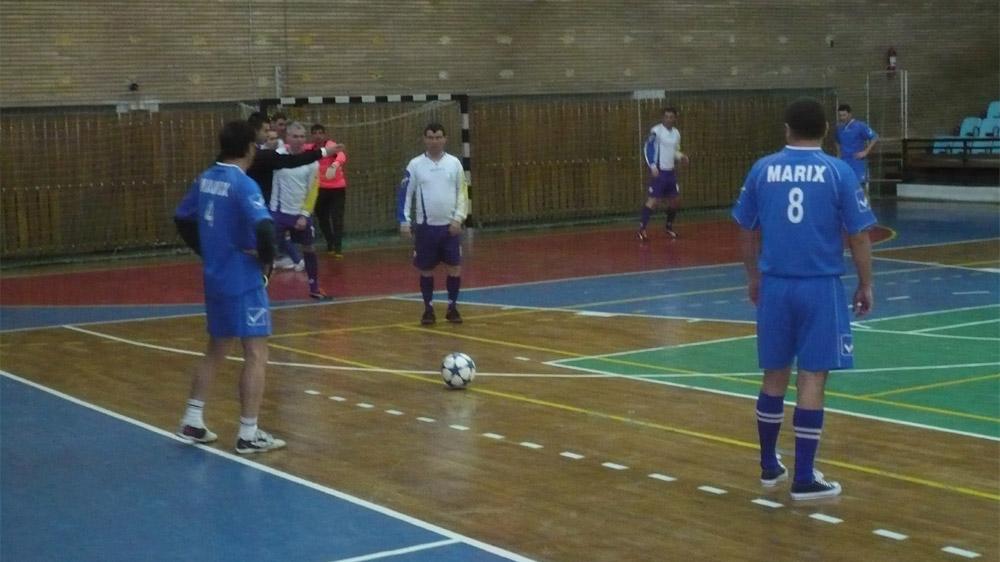 Fotbal în sală: start la înscrieri în Cupa Municipiului
