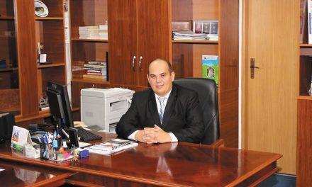 Cristian Iordan, prefect de Tulcea