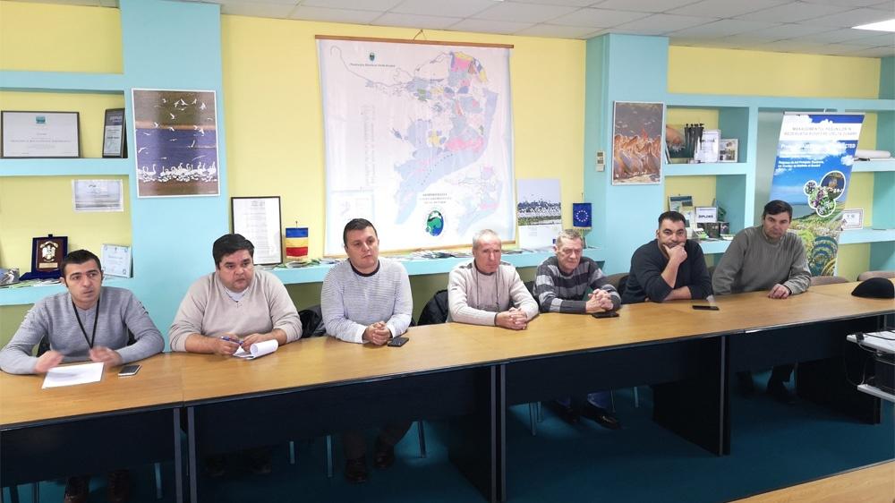 Pescarii sportivi contestă rezultatele studiului care arată că scot prea mult peşte din Delta Dunării