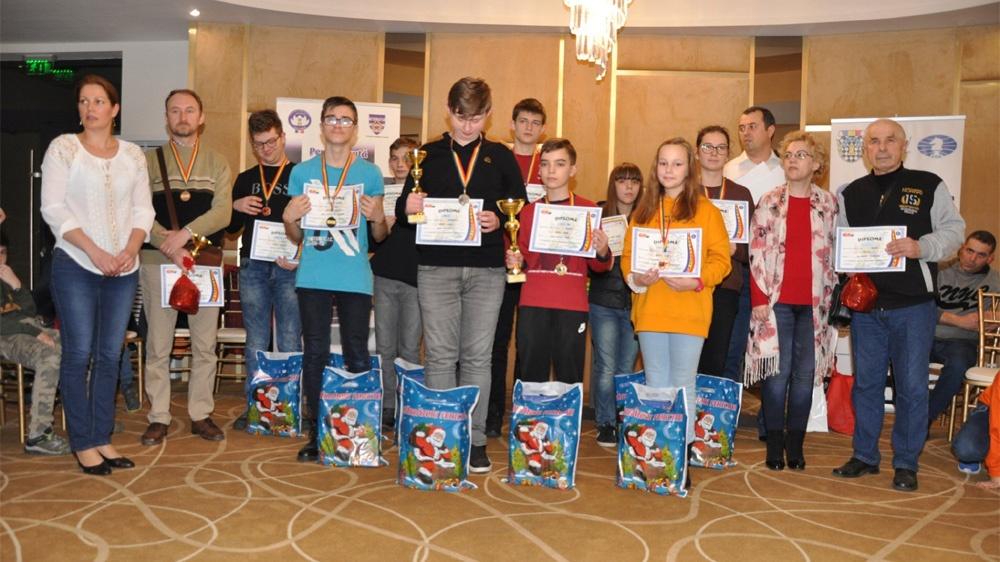 Cupa Sărbătorilor de Iarnă şi Memorialul Romeo Ghioc şi-au desemnat laureaţii
