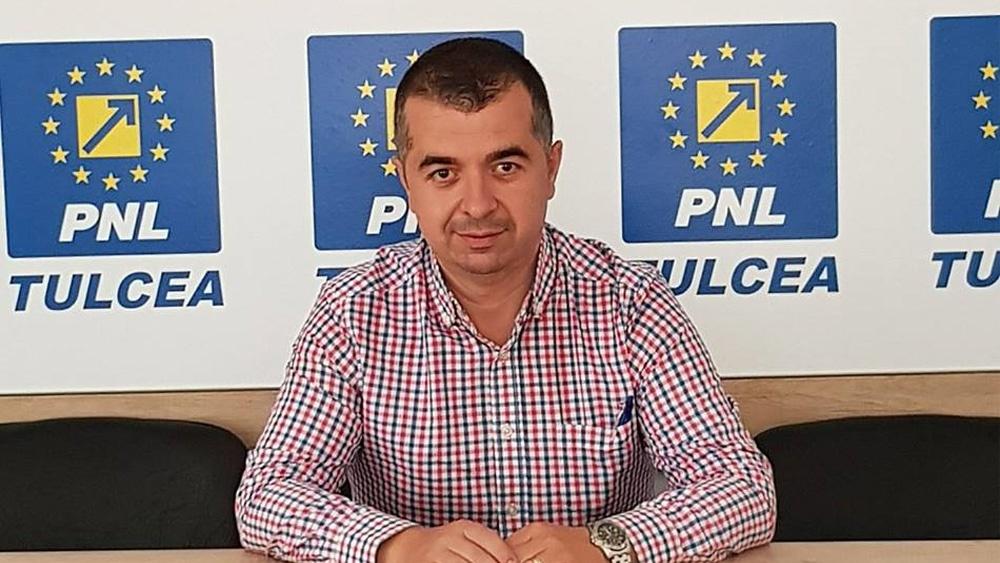 Preşedintele PNL Ştefan Ilie vrea şefia Consiliului Judeţean
