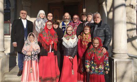 Primarul Hogea a petrecut Crăciunul pe vechi alături de ruşii lipoveni din municipiu