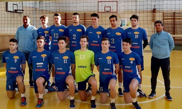 Volei: Cadeţii de la CSS Tulcea au reluat campionatul cu o victorie la Ploieşti
