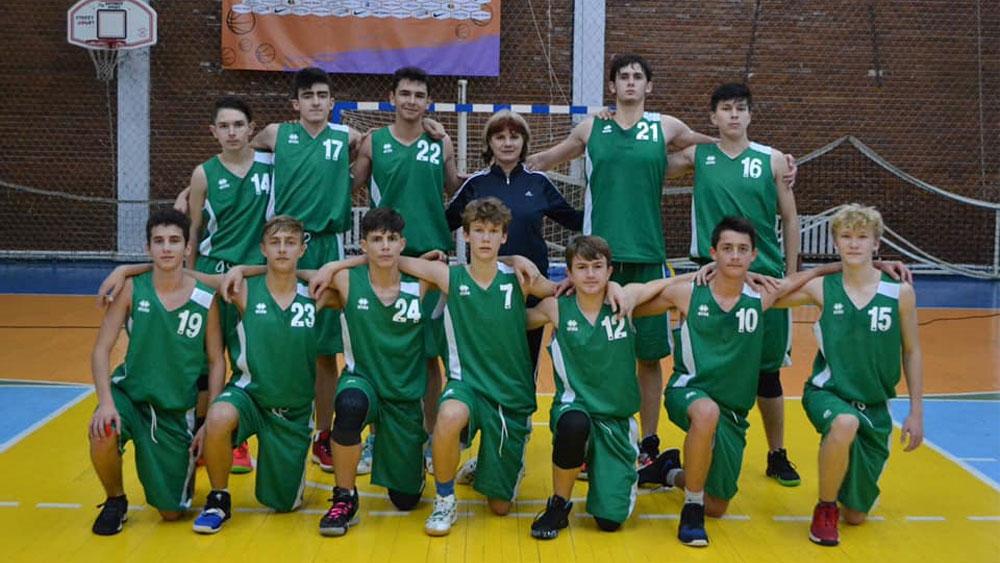 Baschet: Victorie mare cu Oradea pentru CSS Tulcea în semifinala U16