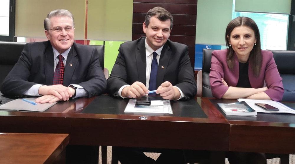 PMP Tulcea şi-a lansat candidaţii: Ioan Ivanov ţinteşte Primăria municipiului