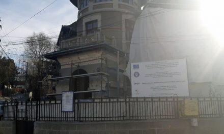 Restaurarea şi modernizarea Muzeului de Etnografie şi Artă Populară Tulcea, în grafic