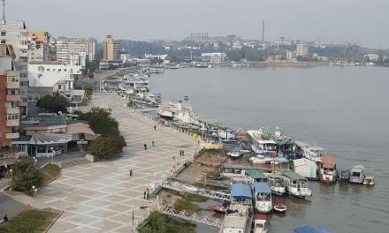 Avem constructor pentru Portul Tulcea. Încep lucrările!