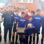 Cupa Hagi a fost câştigată de juniorii din Niculiţel