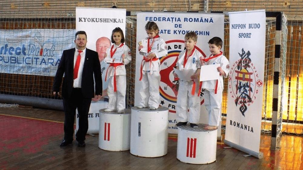 Elevii maestrului Pănuţă se pregătesc de Moldavian Challenge Cup