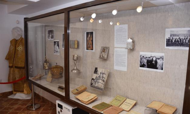 Expoziţia dedicată Patriarhilor Nicodim Munteanu şi Iustin Moisescu, vernisată la Tulcea