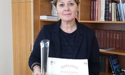 Premiu de excelenţă în promovarea culturală, turistică şi sportivă, obţinut de municipiul Tulcea