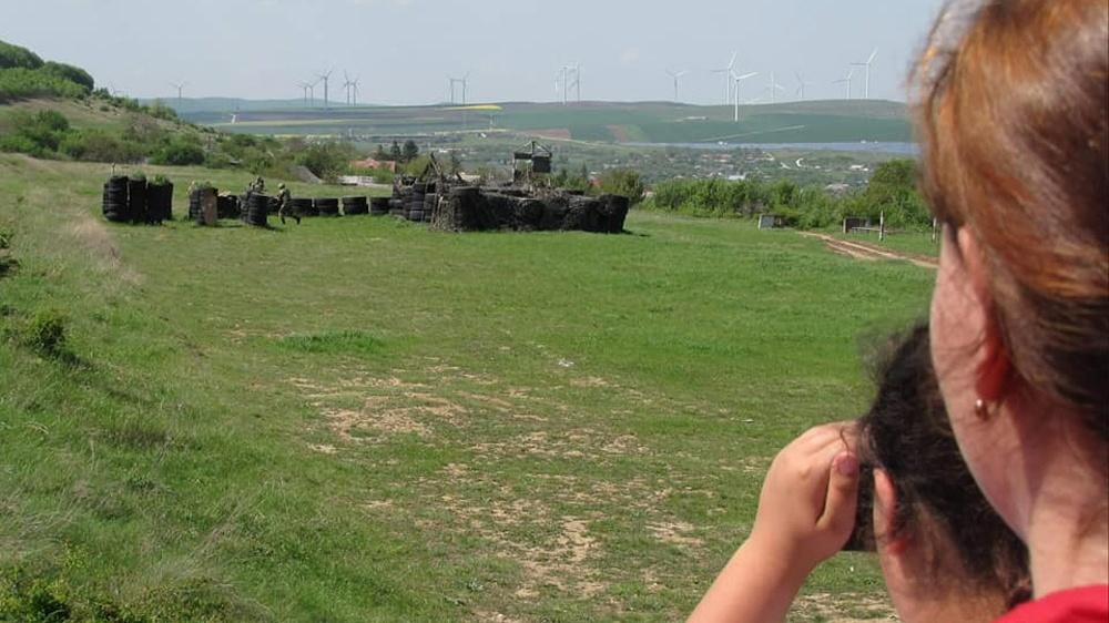 Primăria Babadag cedează un teren unităţii militare din oraş pentru antrenamente