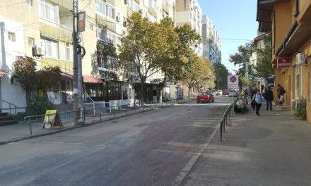 Strada Păcii din municipiu, în atenţia Guvernului