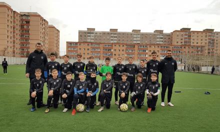 Victoria Delta Tulcea, locul I în grupă la Balkan Elite Cup