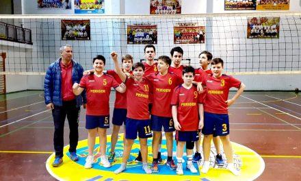 Volei: Speranţele de la CSS Tulcea, calificare en-fanfare la turneul semifinal