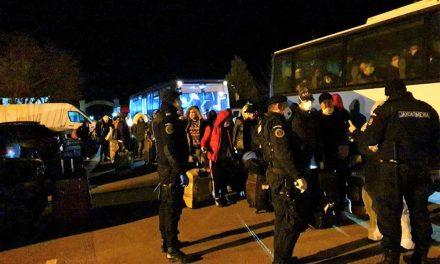 Coronavirus: 100 de români din Italia, carantinaţi într-un centru din Tulcea