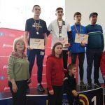 Atletul tulcean Valentin Lavro, vicecampion naţional la 800 de metri