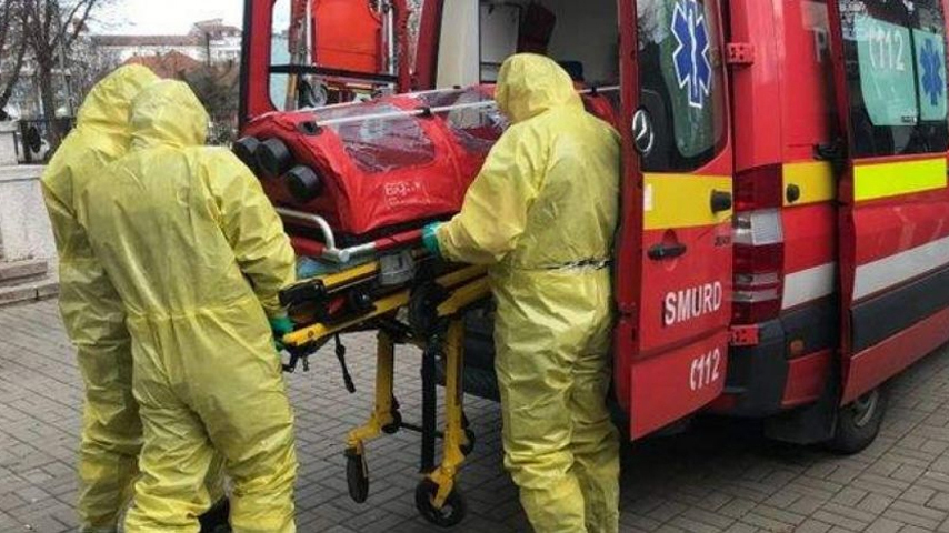 Coronavirus: ISU şi Ambulanţa Tulcea au în dotare ce este necesar pentru a transporta pacienţi cu suspiciune