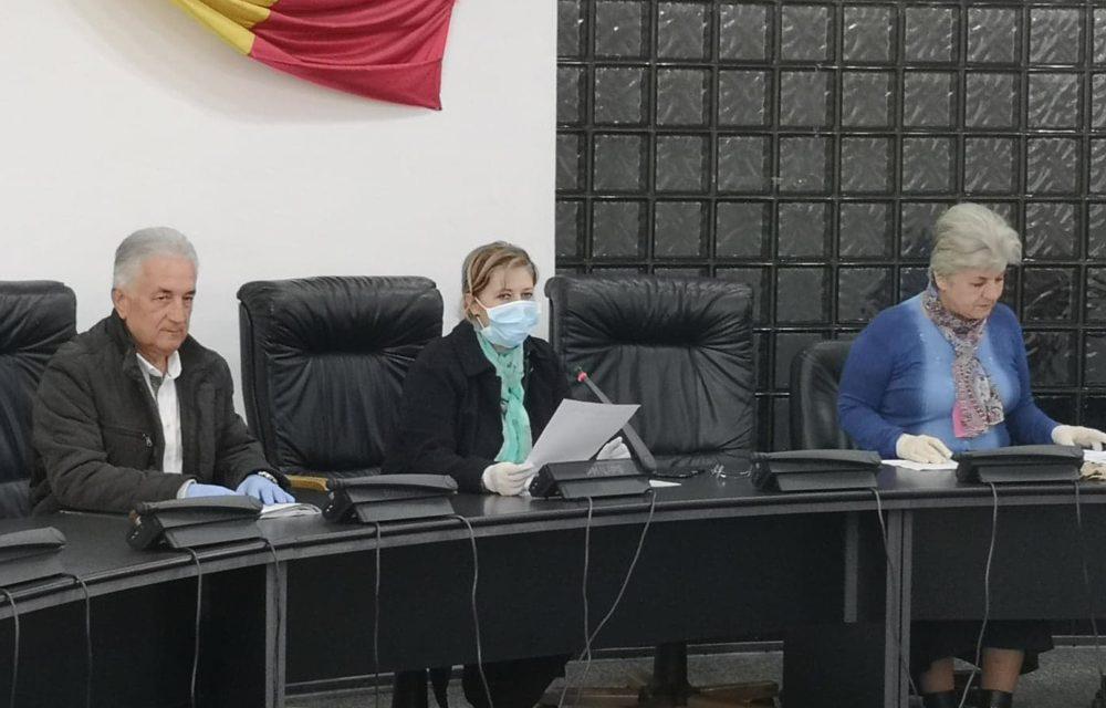 COVID-19: Primăria Tulcea deblochează 100.000 lei pentru achiziţia de substanţe dezinfectante