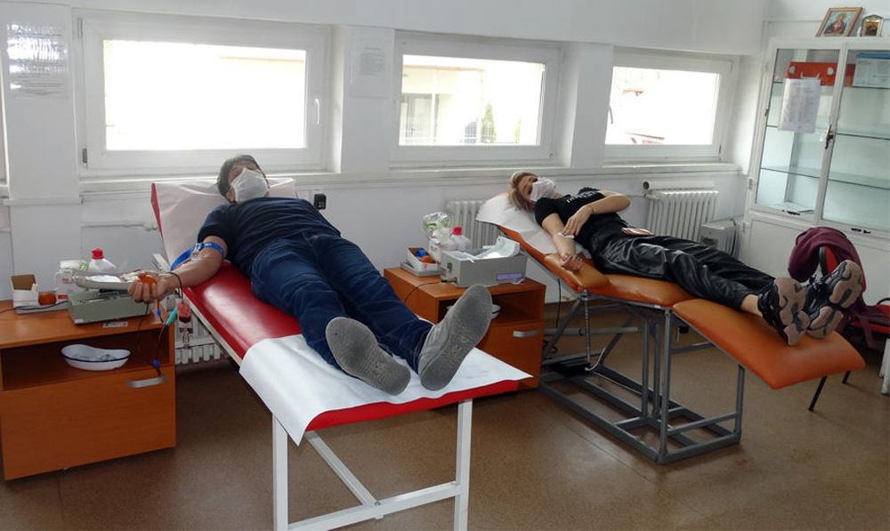 Numărul donatorilor de sânge, în scădere cu circa 40% la Tulcea