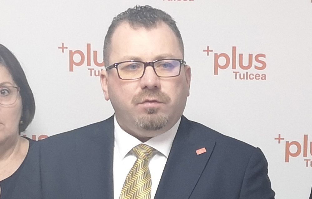 Plângere penală împotriva preşedintelui PLUS Tulcea, Marian Machedon, pentru comunicare de informaţii false