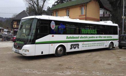 Primăria Tulcea va achiziţiona 30 de autobuze electrice prin intermediul a două proiecte