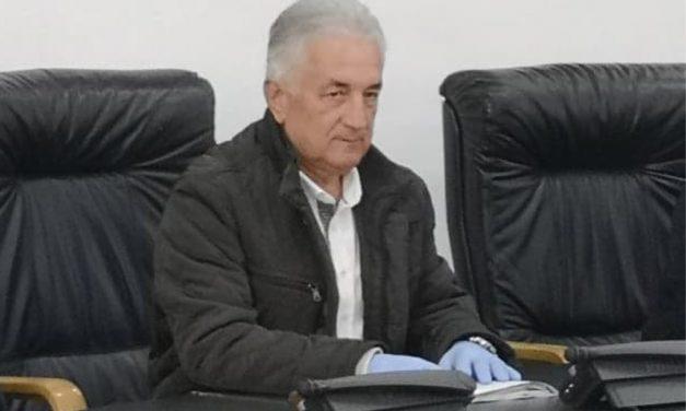 Primarul Hogea, despre montarea dispozitivelor cu soluţii dezinfectante la scările de bloc