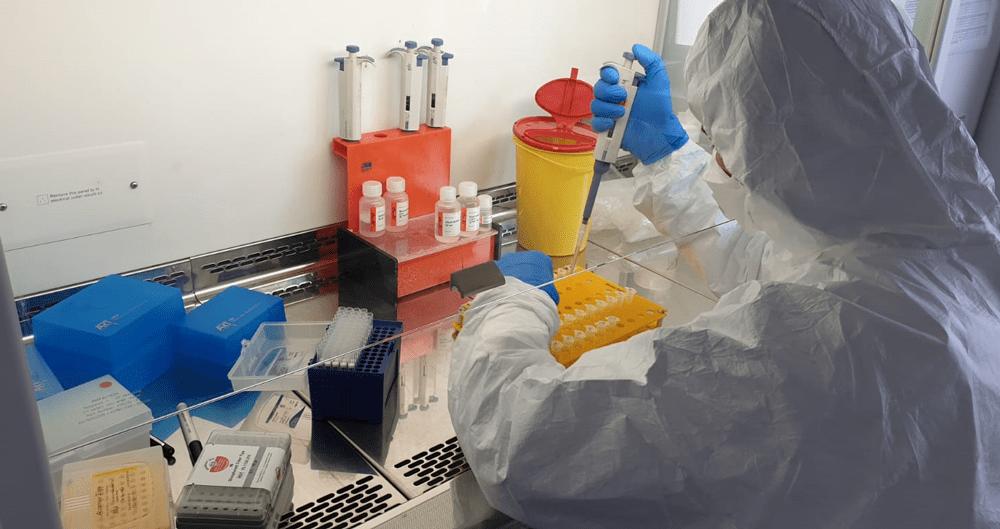 Se fac teste pentru noul coronavirus la Tulcea