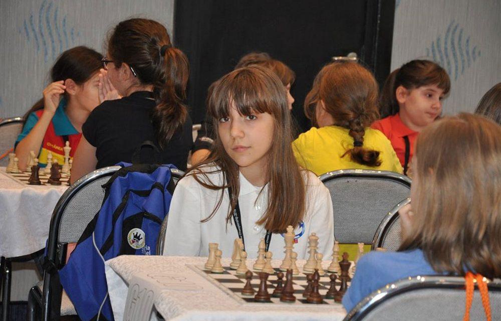 Competiţie internaţională de şah, online