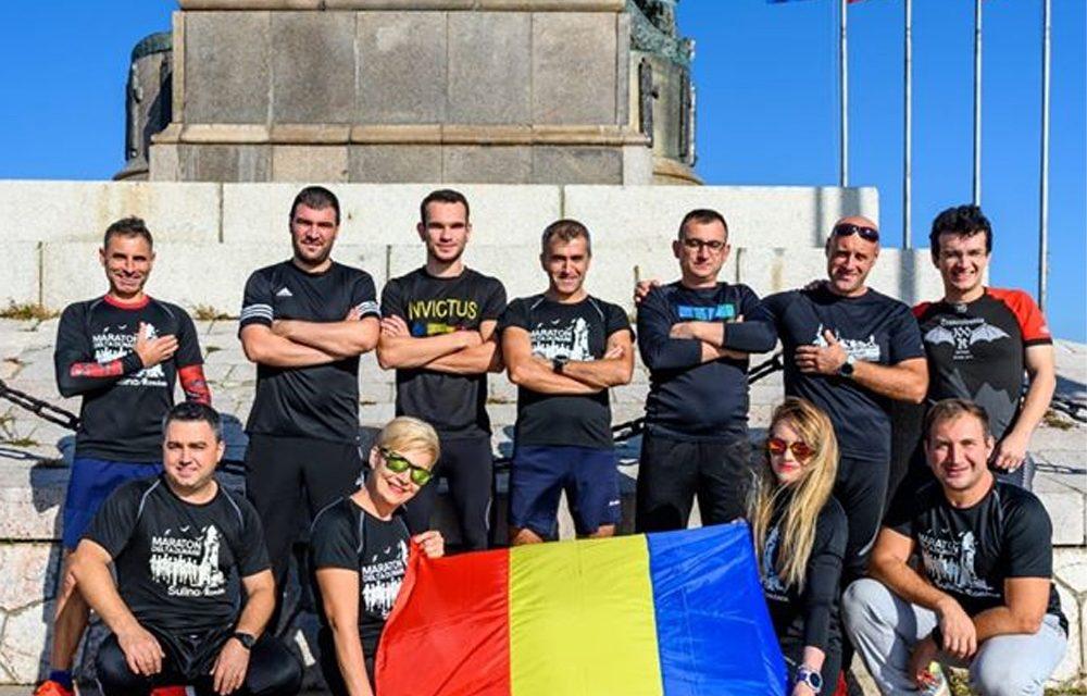 """Echipa de ultramaraton """"Spartanii"""", într-o formulă restrânsă la Autism 24H"""