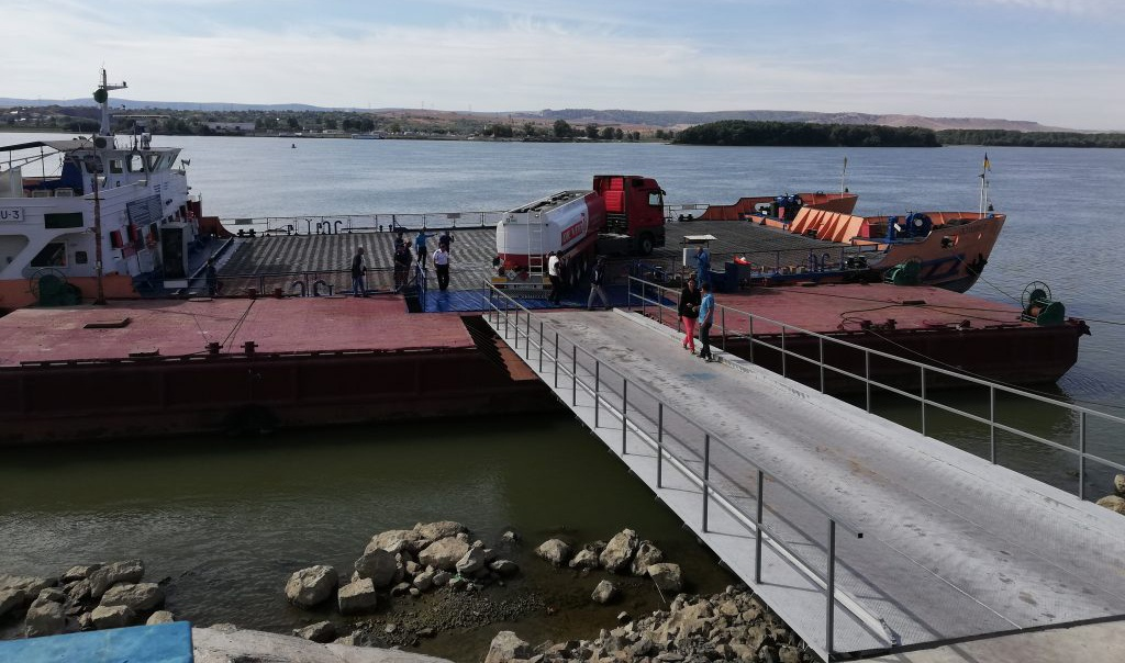 ITI: Investiţie de peste 18 milioane de lei pentru reabilitarea Portului Isaccea