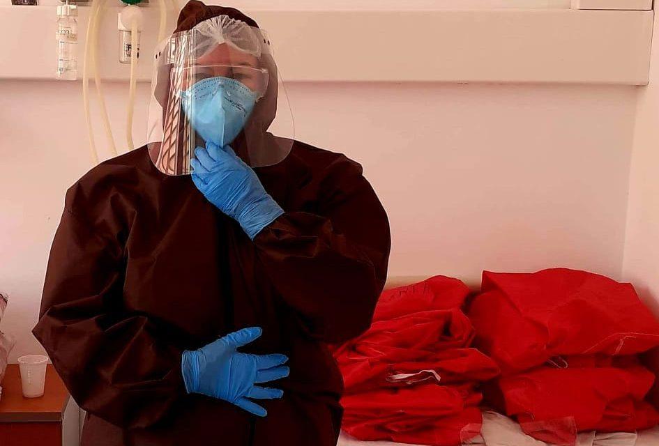 Medic de la Secţia de Boli Infecţioase din Tulcea, detaşat la Feteşti