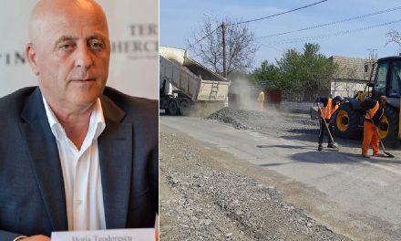 Construcţia drumurilor şi lucrările de infrastructură, esenţiale pentru economia locală şi implicit pentru viaţa tulcenilor