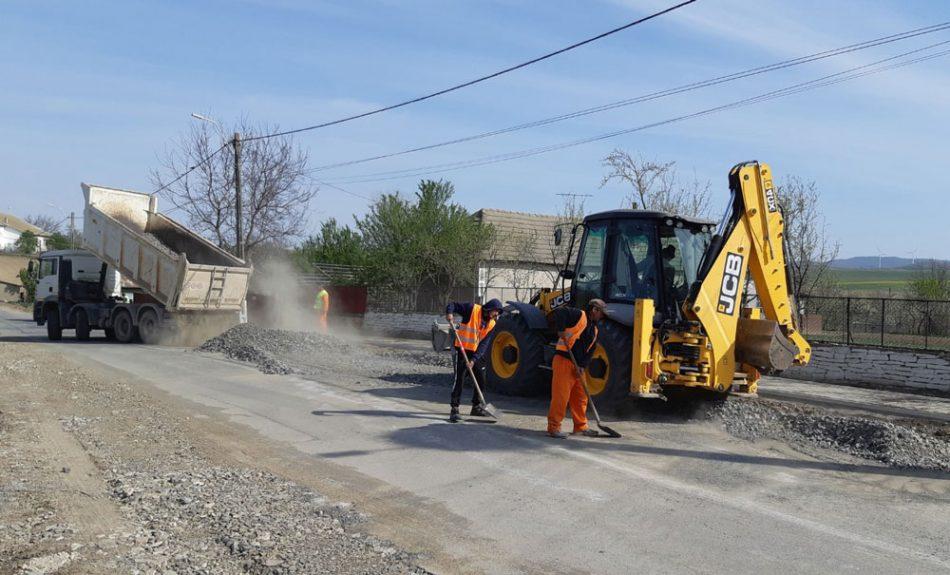 Prin ITI: la I.C. Brătianu şi Chilia Veche se modernizează drumurile