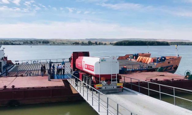 Punctul de trecere a frontierei Isaccea – Orlovka, finalizat într-o săptămână