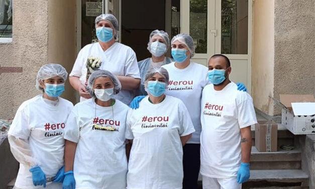 Cei 71 de angajaţi din Spitalul Judeţean Tulcea care au tratat pacienţi COVID-19 primesc azi stimulentul de risc