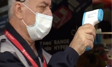 Colegiul Medicilor Tulcea critică termoscanarea populaţiei