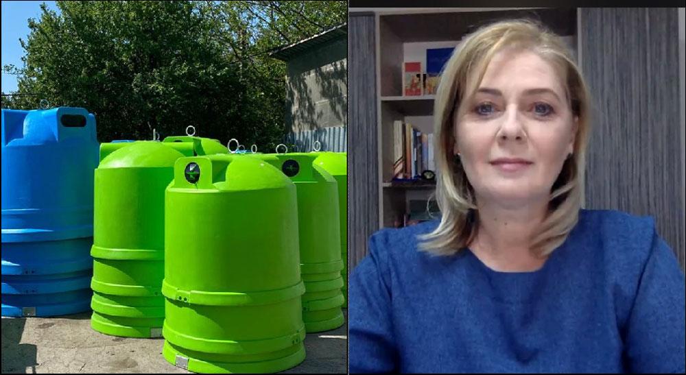 Încă 30 de module de colectare selectivă a deşeurilor vor fi montate în Tulcea