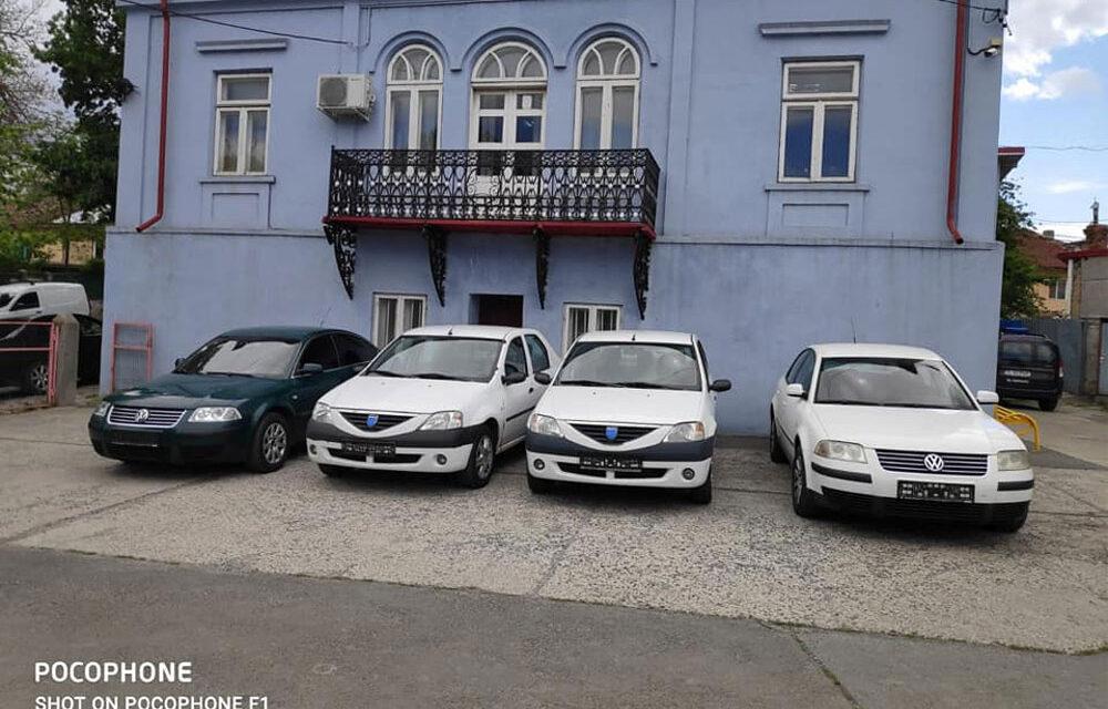 Maşini pentru Poliţia Locală Tulcea