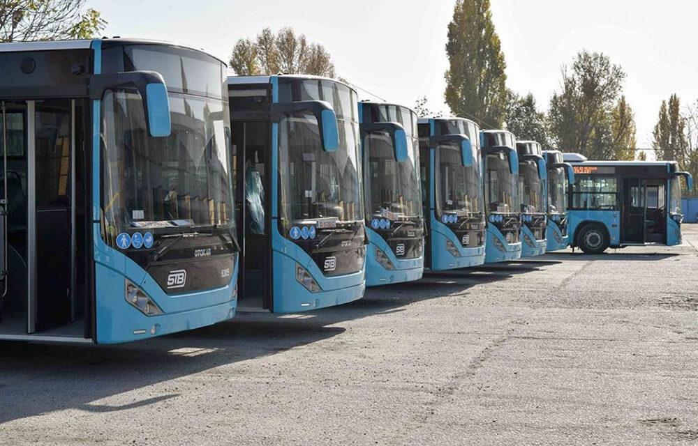 Primăria Tulcea a semnat contractul de finanţare pentru achiziţia a 20 de autobuze electrice