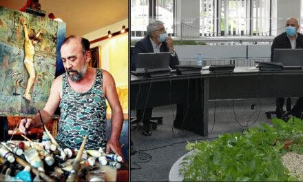 Propunere PNL: lucrări ale maestrului Barău să fie cumpărate de Consiliul Judeţean