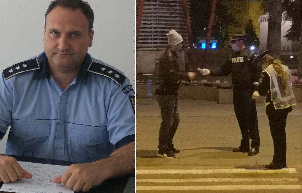"""Şeful IPJ Tulcea, Daniel Grădinaru, despre sancţiunile în vremea pandemiei: """"La Tulcea nu s-au dat amenzi abuzive"""""""