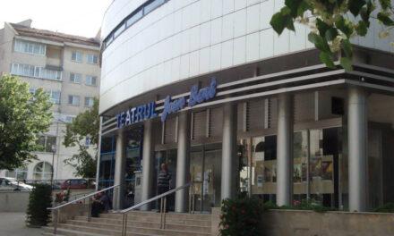 """Teatrul """"Jean Bart"""" s-ar putea deschide luna viitoare"""