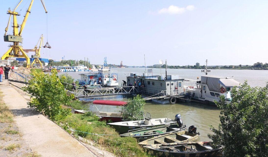 Încep lucrările de reabilitare a falezei Dunării