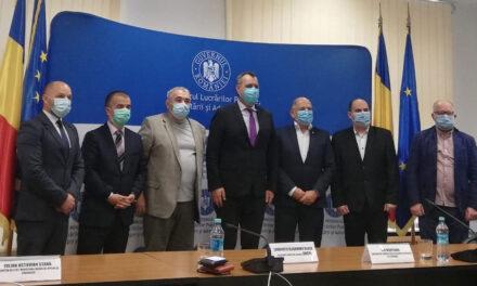Contract de 27,5 milioane de lei pentru cadastrarea Deltei Dunării