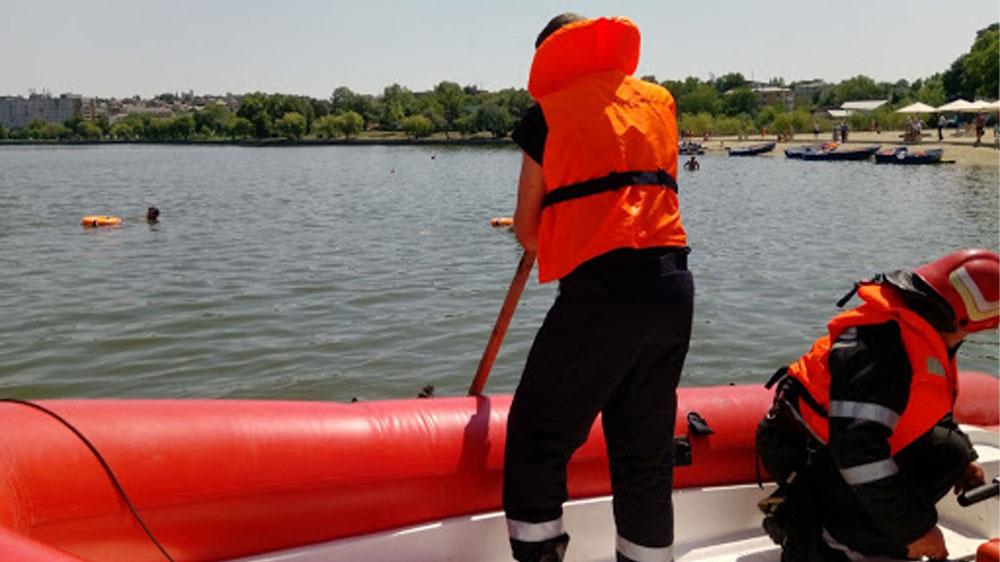 Descoperire macabră la Tulcea: cadavrul unei tinere găsit în lacul Ciuperca