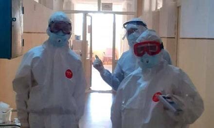 Doar şase persoane infectate cu noul coronavirus se mai află internate la Tulcea